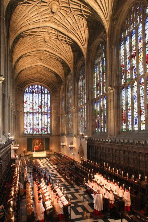 FRDH Podcast, Episode 7: King's College Choir